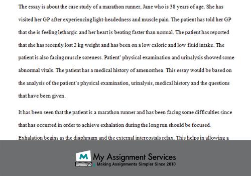 Assignment Expert Case study 2