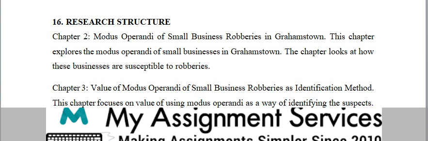 Criminal law assignment solution